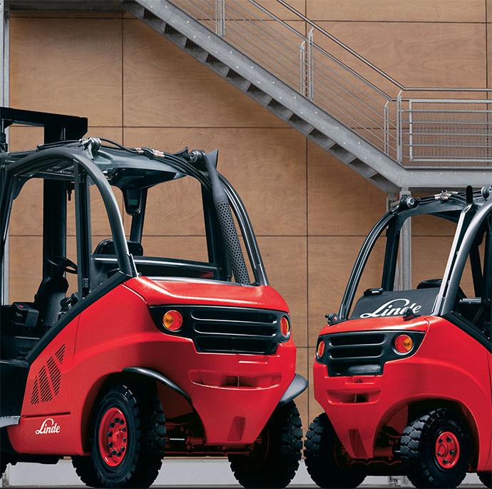 materiali carrelli elevatori riciclabili al 99%