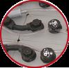 Tre-p Energy, manutenzione batteria per carrelli elevatori