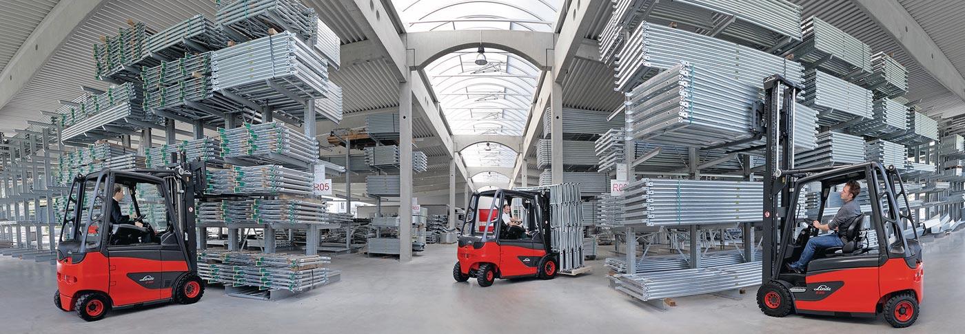 Project Logistic Management