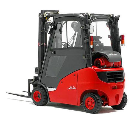 Carrello nuovo H 14-20 EVO Serie 391 Linde