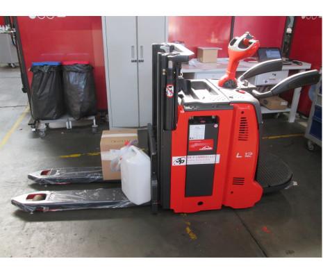 Carrello usato L12 AP Serie 133  Linde