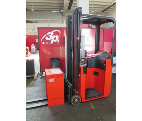 Carrello usato E10 Serie 334 Linde