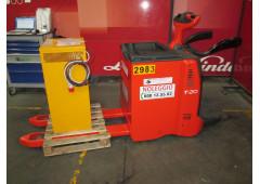 Carrello Elevatore T20 AP Serie 131 per trasporto e magazzino