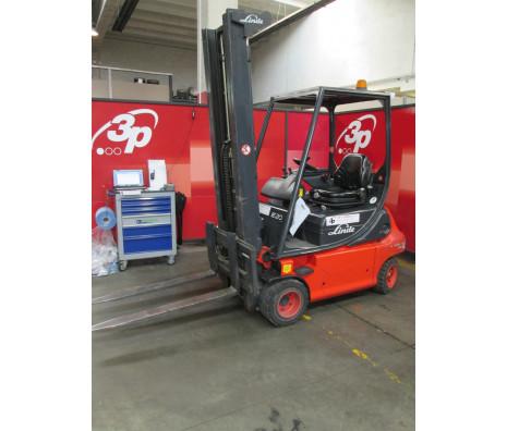 Carrello usato E20 P Serie 335 Linde
